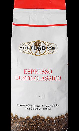 Miscela d'Oro Kaffee Espresso - Gusto Classico Bohnen 1kg