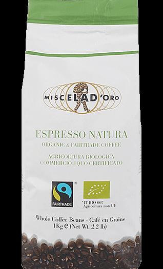 Miscela d'Oro Kaffee Espresso - Natura Bohnen 1kg
