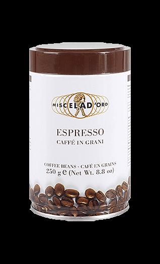 Miscela d'Oro Kaffee Espresso - Espresso n Grani Bohnen 250g Dose
