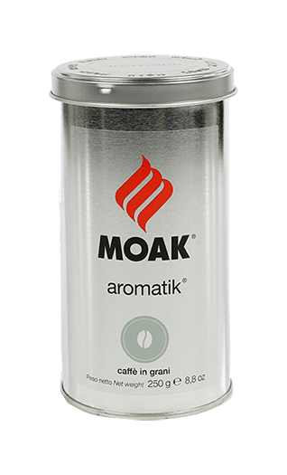 Moak Caffe Aromatik Bohnen 250g Dose