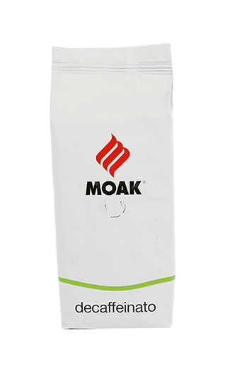 Moak Caffe Decaffeinato Bohnen 500g