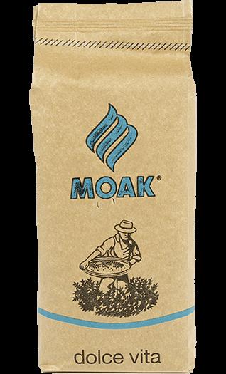 Moak Caffe Dolce Vita Bohnen 1kg