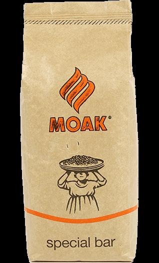 Moak Caffe Special Bar Bohnen 1kg