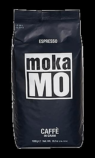 Mokamo Kaffee Espresso - Forte Bohnen 1kg