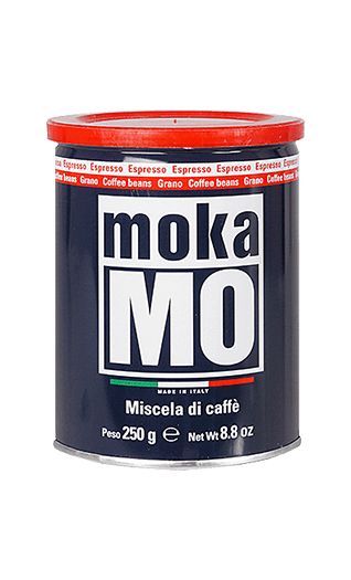 Mokamo Kaffee Espresso - Forte Bohnen 250g