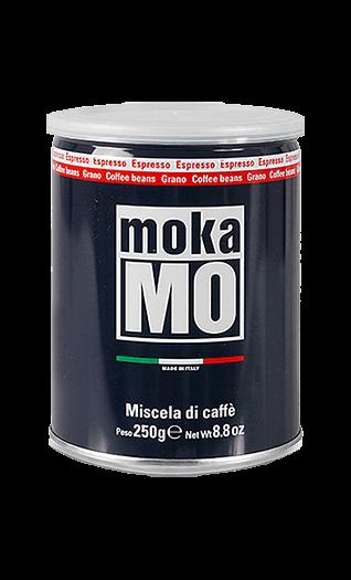 Mokamo Kaffee Espresso - Forte gemahlen 250g