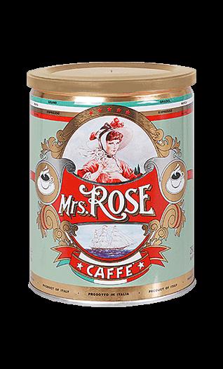 Mrs Rose Kaffee Espresso - Caffe Espresso gemahlen 250g