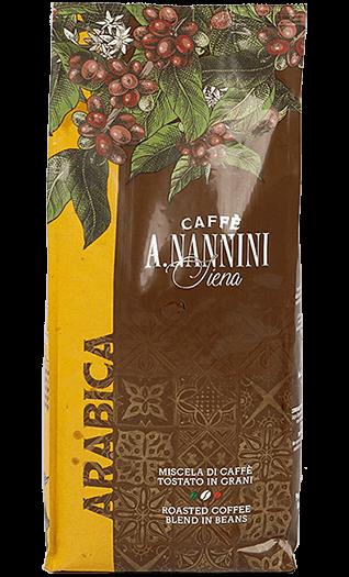 Nannini Caffe 100% Arabica Bohnen 1kg