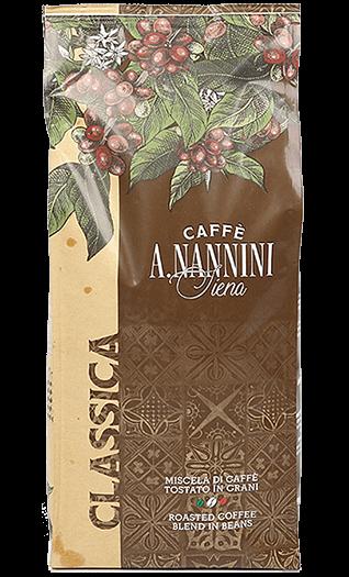 Nannini Caffe Classica Bohnen 1kg