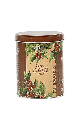 Nannini Kaffee Espresso - Classica gemahlen 250g Dose