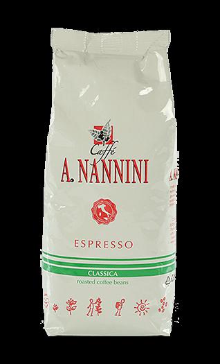 Nannini Caffe Classica Bohnen 500g
