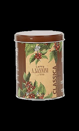 Nannini Kaffee Espresso - Classica Bohnen 250g Dose