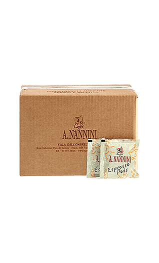 Nannini Kaffee Espresso - Classica Pads 150 Stück