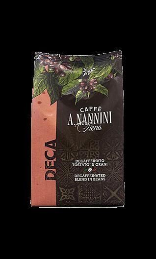 Nannini Caffe Decaffeinato Bohnen 500g