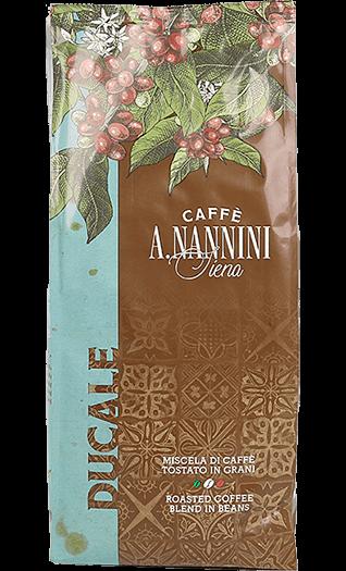 Nannini Kaffee Espresso - Ducale Bohnen 1kg