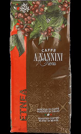 Nannini Kaffee Espresso - Etnea Bohnen 1kg