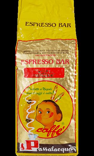 Passalacqua Kaffee Espresso - Cremador Bohnen 1kg