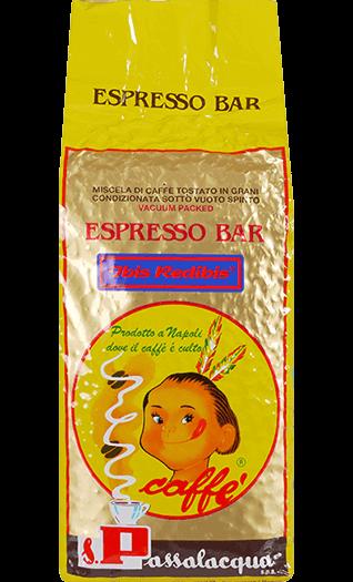 Passalacqua Kaffee Espresso - Ibis Redibis Bohnen 1kg