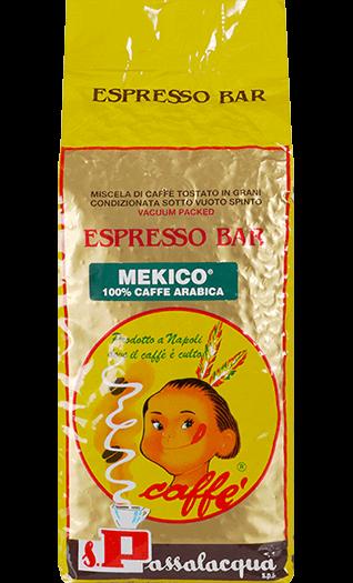 Passalacqua Kaffee Espresso - Mekico Bohnen 1kg