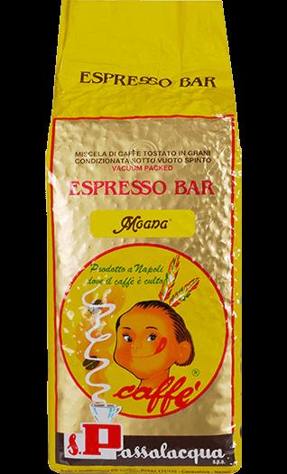 Passalacqua Kaffee Espresso - Moana Bohnen 1kg
