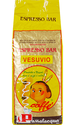 Passalacqua Kaffee Espresso - Vesuvio Bohnen 1kg