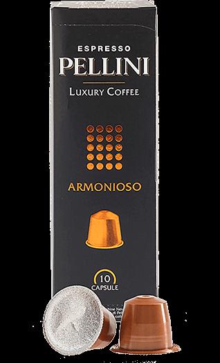 Pellini Caffe Armonioso Kapseln 10 Stück