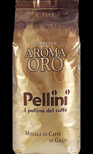 Pellini Kaffee Espresso - Aroma Oro Intenso Bohnen 1kg