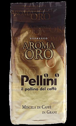 Pellini Caffe Aroma Oro Bohnen 1kg