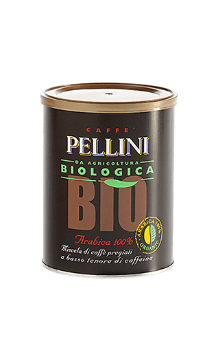 Pellini Kaffee Espresso - Bio gemahlen 250g Dose
