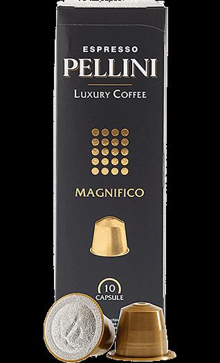 Pellini Kaffee Espresso - Magnifico Kapseln 10 Stück