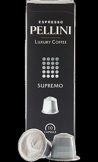 Pellini Caffe Supremo Kapseln 10 Stück