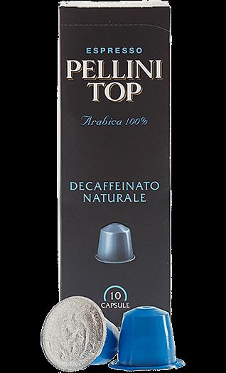 Pellini Caffe Top Decaffeinato Kapseln 10 Stück
