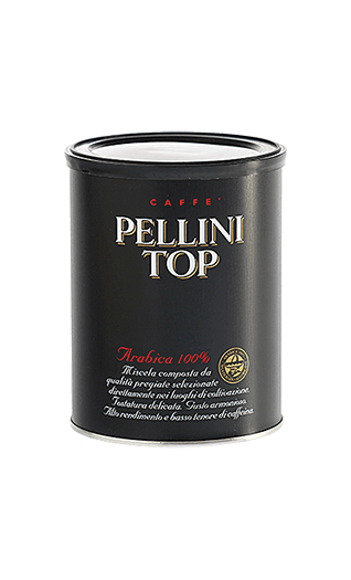 Pellini Kaffee Espresso - Top 100% Arabica gemahlen 250g Dose