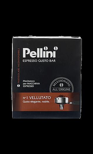 Pellini Kaffee Espresso - N°1 Vellutato gemahlen 500g