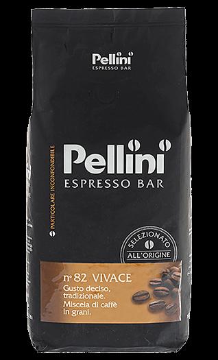Pellini Kaffee Espresso - N° 82 Vivace Bohnen 1kg
