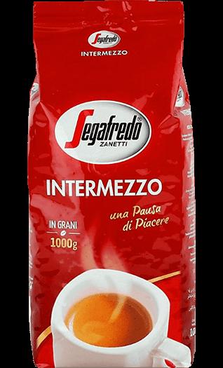 Segafredo Kaffee Espresso - Intermezzo Bohnen 1kg