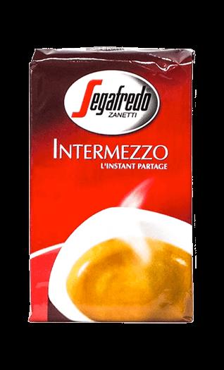 Segafredo Kaffee Espresso - Intermezzo gemahlen 250g