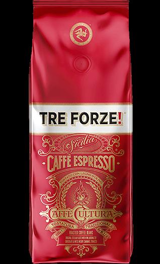 Tre Forze Kaffee Espresso - Bohnen 1kg