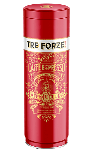 Tre Forze Kaffee Espresso - Bohnen 250g Dose