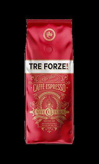 Tre Forze Kaffee Espresso - gemahlen 250g