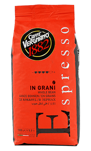 Caffe Vergnano Espresso Bohnen 1kg