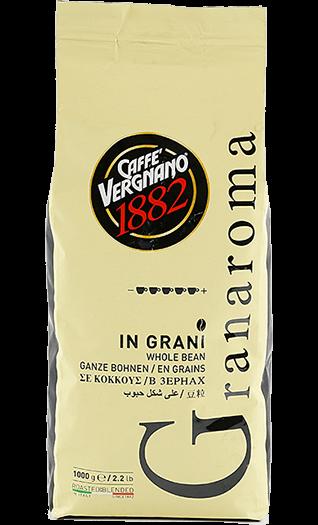Vergnano Kaffee Espresso - Gran Aroma Bohnen 1kg