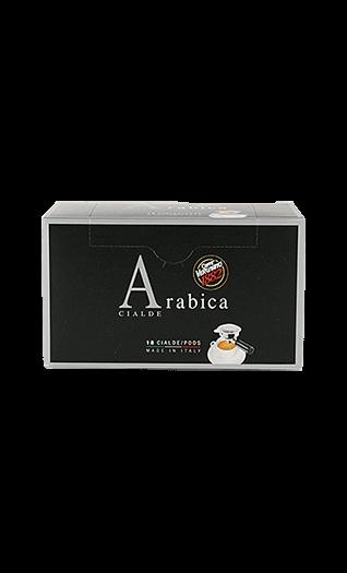 Vergnano Caffe 100% Arabica Pads 18 Stück