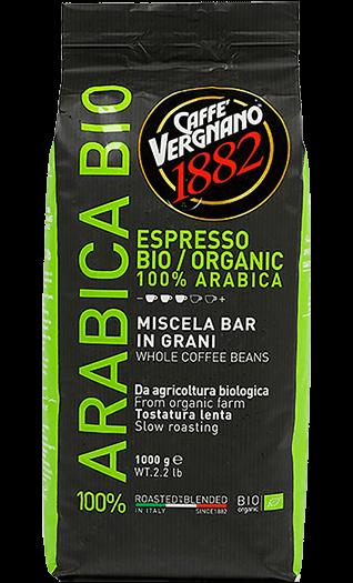 Vergnano Bio Organic Bohnen 1kg