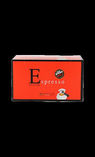 Vergnano Caffe Espresso Pads 18 Stück