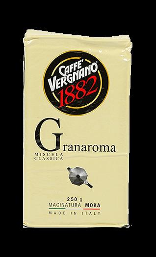 Vergnano Gran Aroma gemahlen 250g