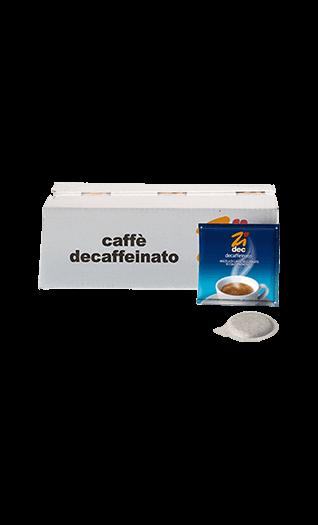 Zicaffe Kaffee Espresso - Decaffeinato Pads 50 Stück