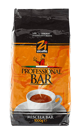 Zicaffe Kaffee Espresso - Professional Bar Bohnen 1kg